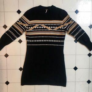 Free People Sweater Mini Dress
